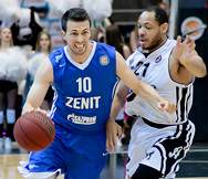 Avtodor - Zenit. Game 3