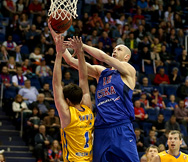 CSKA - Khimki. Game 1