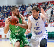 UNICS - Zenit. Game 2