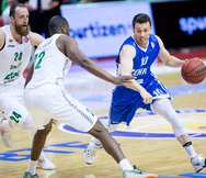Zenit - UNICS. Game 4