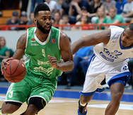 UNICS - Zenit. Game 5