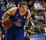 CSKA - UNICS. Game 1