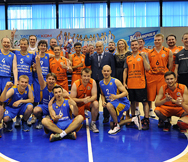 «Матч друзей баскетбола» в Казани