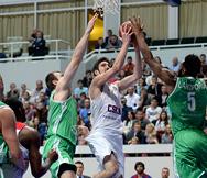 UNICS - CSKA. Game 4
